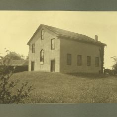 Undated Shookville Church.