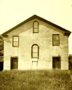 Undated Shookville Church.