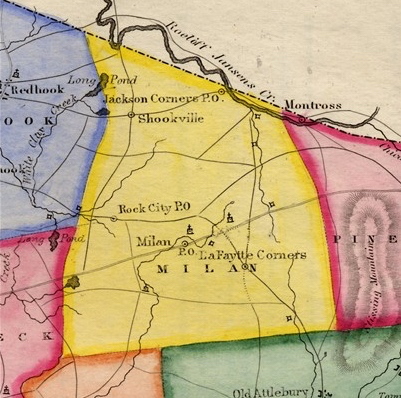 Milan ny history collect preserve share celebrate 200 years maps publicscrutiny Images