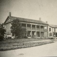 Lafayetteville, Lafayette House.