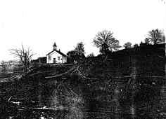 Cokertown Schoolhouse 1880.
