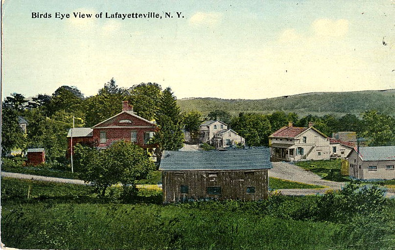 Lafayetteville, c. 1910.