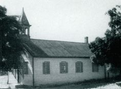 District 9. Cokertown schoolhouse.