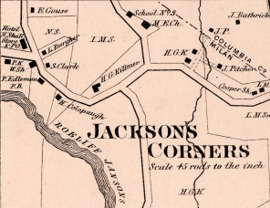 1867 Burr Map.